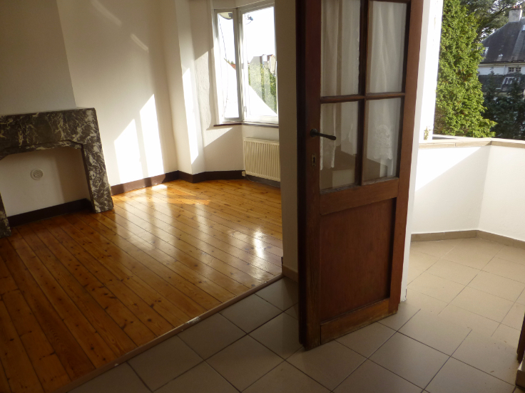Appartement lumineux – 60m2 – Koekelberg
