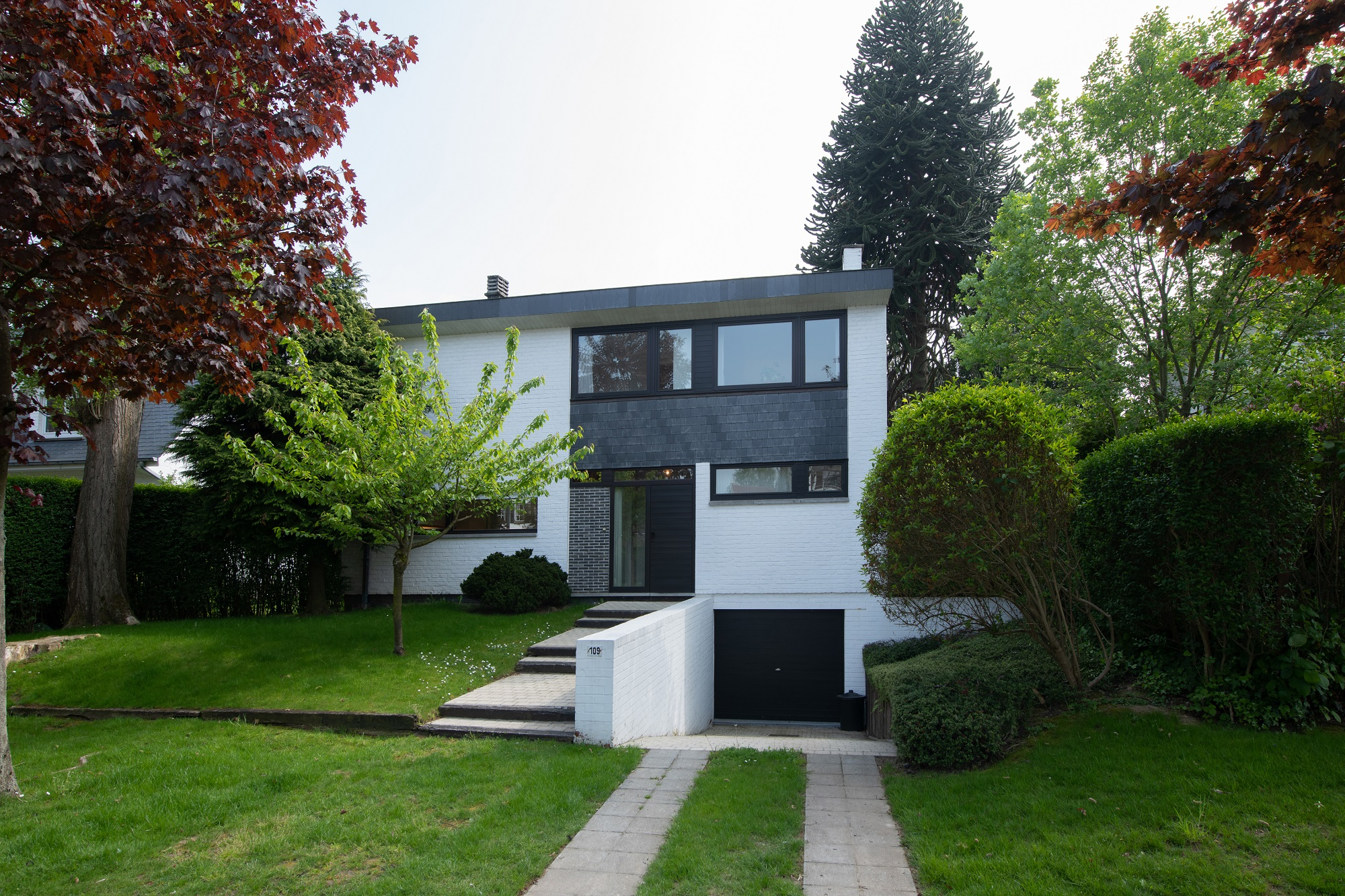 Splendide villa d'architecte 4 façades 3 chs terrasse&jardin plein sud garage